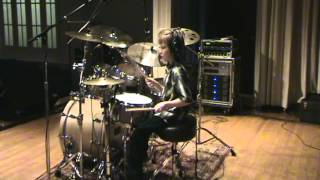 """The Police """"Message in a Bottle"""" drum cover"""