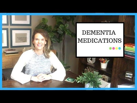 dementia medications pharmacist interview