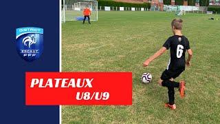 Plateau U9 - Nouvelle Formule