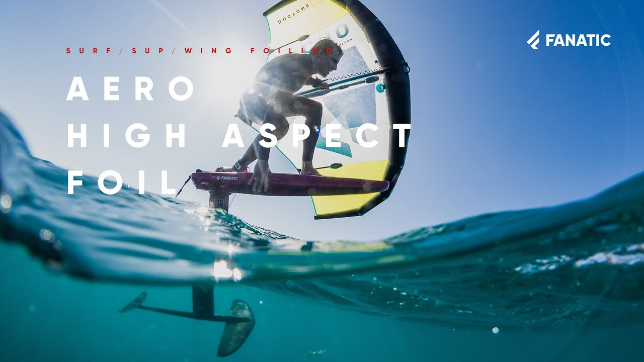Fanatic Aero High Aspect Foil 2020