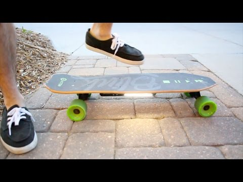 Acton BLINK Lite: The Lightest Electric Electric Skateboard // Quick Review 2017