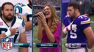 A Family of Phenoms: Meet the Kalil's   NFL Films Presents