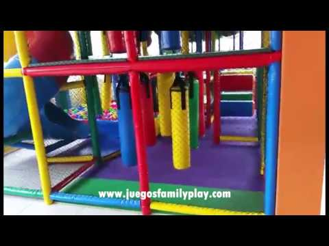 Juegos para pollerias - Juegos infantiles Family Play