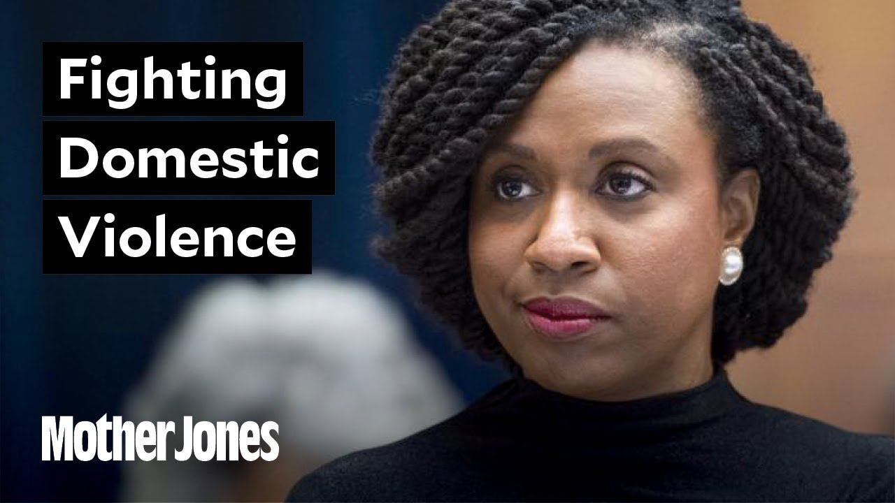 Rep. Pressley Shares Emotional Story of Survival thumbnail