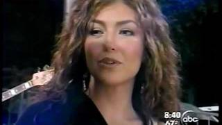 Thalia - I Want You, Baby I'm In Love, Tu Y Yo En Vivo HQ