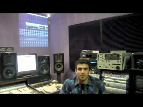 Rodrigo Teixeira Pro Tools Certification Class at AudioGraph ...