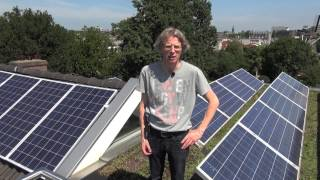 Duurzame bedrijvigheid in Utrecht: Robin Berg