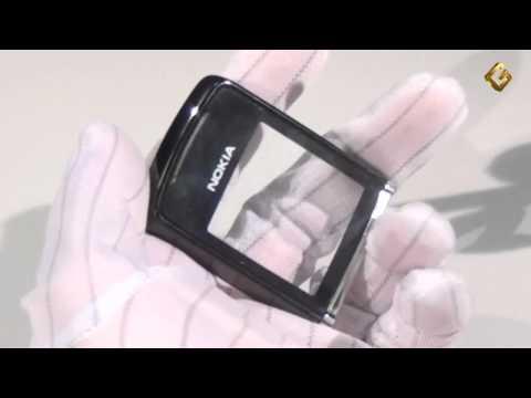 Ремонт Nokia 8800 Sirocco - замена стекла в мобильном телефоне