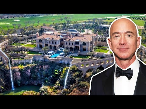 Livin' Lavish: Inside the Homes of America's Billionaires