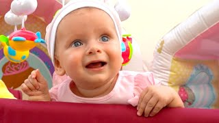 Lullaby Song #3 | Baby Song by Maya and Little Baby Mary