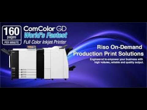 Riso Comcolor Gd9630/ Gd 9630/ Gd 9630 Printer Gd S 7281 Cyan Ink Bangalore