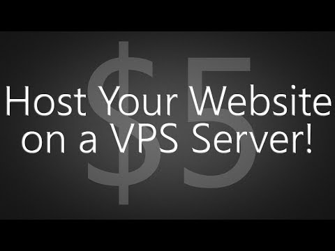 How to Setup a Website on a VPS Server!