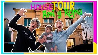 HOUSE TOUR - Amira Chediak y Roma Ferro