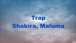 Shakira Ft. Maluma   Trap (Lyrics With English Subtitle)