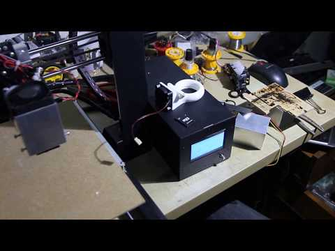 The Endurance WanHao DuPlicator i3 combo: 3D printer + engraving + cutting machine.