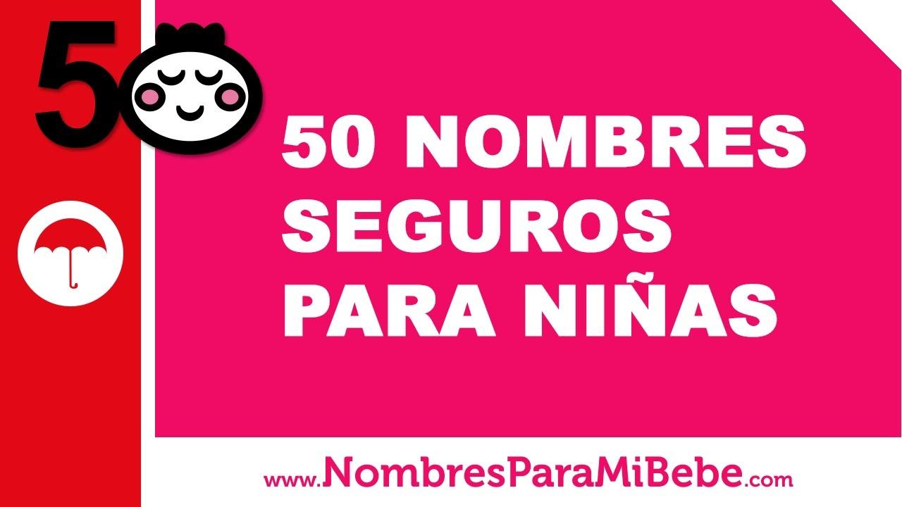 50 nombres seguros para niñas - nombres más populares en EEUU desde 1880 - www.nombresparamibebe.com