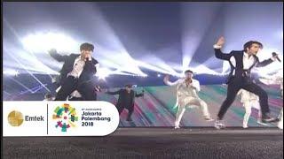 Super Junior Gemparkan Gelora Bung Karno