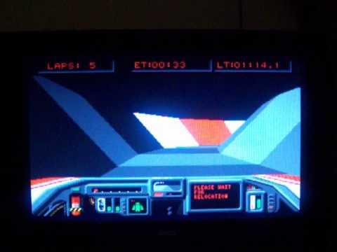 Powerdrome Atari