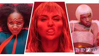 Miley Cyrus' Mother's Daughter Music Video: Breaking Down Who's Who!