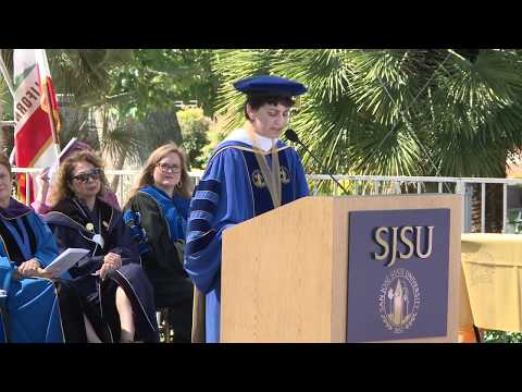 Inauguration Speech: Mary A. Papazian
