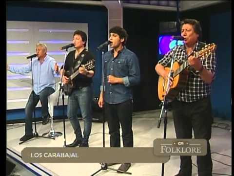 Los Carabajal video La mesa - CM Folklore 2016