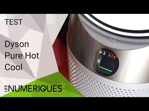 On a testé le Dyson Pure Air Hot + Cool