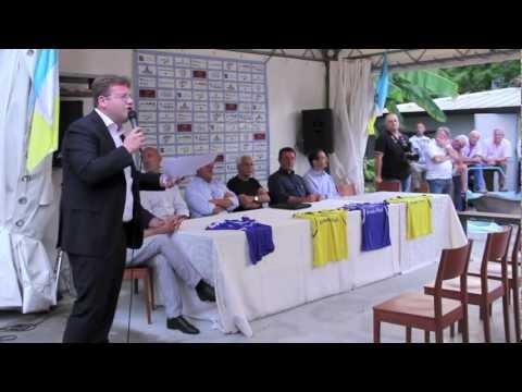 Preview video Il Vernissage della Presentazione 2012-2013