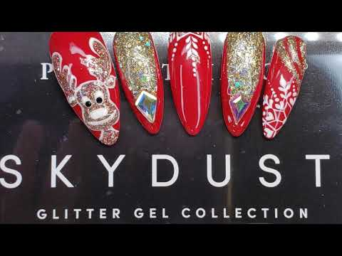 Festive Reindeer Design