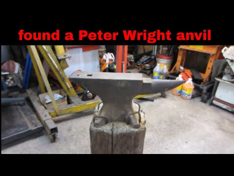 Barn Find Anvil To Use In My Shop Mp3