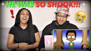 """Young Don The Sauce God """"MY HORIBAL SPELING - BLACK VERSION (theodd1sout parody)"""" REACTION!!"""
