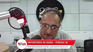 Programa Reporterpb no Rádio do dia 14 de maio de 2021