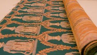 Dolce&Gabbana Alta Moda Brocade Dress - The Making Of