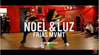 """Noel & Luz """"Can't Believe"""" FRIAS MVMT"""