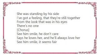 Chris Isaak - Except the New Girl Lyrics