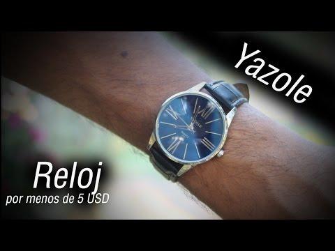 Yazole 315 - Reloj de Cuarzo para Hombres a un precio increible