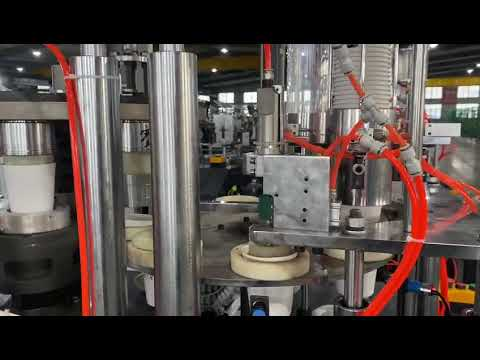 Double Wall Ripple Paper Cup Machine