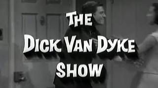 Television's Vintage Black & White era: The Dick Van Dyke Show (opening credits)