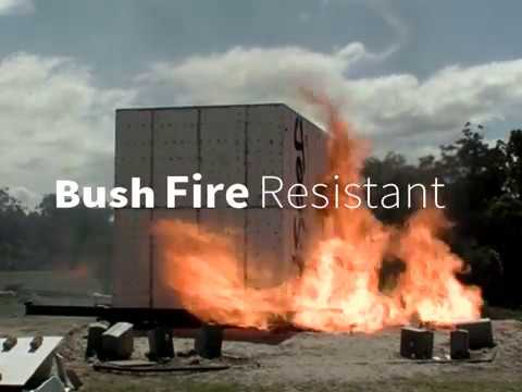 Fire Resistance Wall Cladding | FireCrunch XCLAD