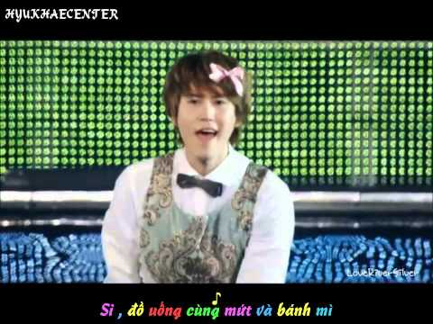 [Vietsub][SS4 In Japan DVD] Doremi Song - Super Junior - Happy 7th anniversary 051106 ~ 121106