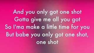 Mabel   One Shot (Remix) (ft. Yungen & Avelino) [Lyric Video]