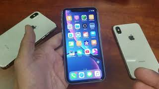 iPhone XS/XR: How to Uninstall (Delete) Apps Permanently