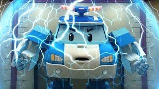 Робокар Поли 🌟 Топ-5 серий! Самые захватывающие мультики про машинки-трансформеры!