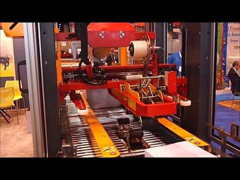 Packway Carton Taping Machine