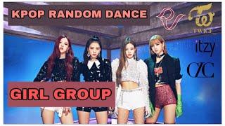 KPOP RANDOM DANCE GIRL GROUP VER.   2015-2020