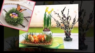 35 Beautiful Easter Table Decoration Ideas