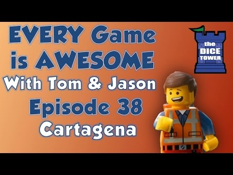 Every Game is Awesome 38: Cartagena