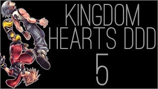 『RSS』Kingdom Hearts: Dream Drop Distance (Part 05)