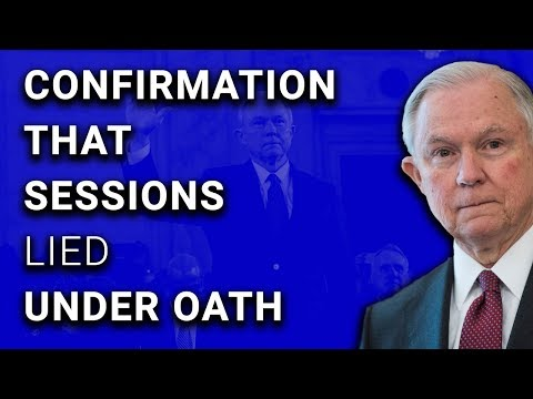 Is Jeff Sessions in Danger of Indictment?
