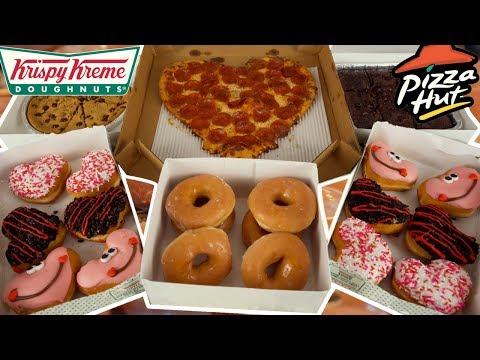 Valentine's Day Food (Challenge)