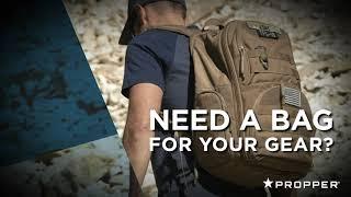 Tactical Go & Range Bags